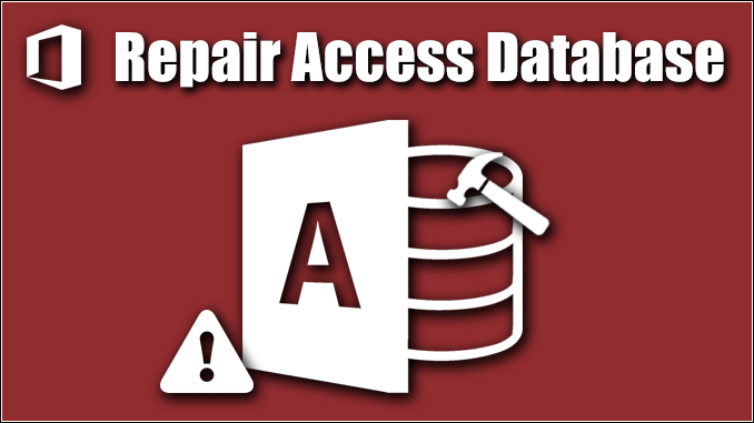 repair Access database manually