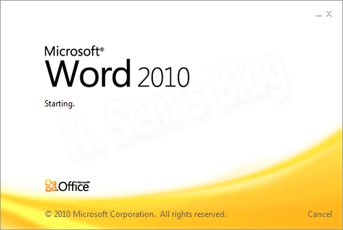 How to Open and Repair Word document?