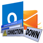 Outlook connection issues