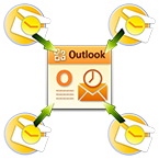 import pst to outlook