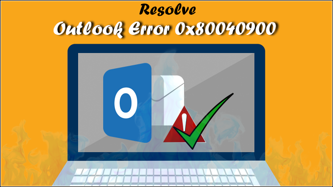 troubleshoot error 0x80040900
