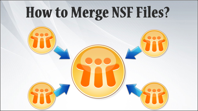 merge NSF files