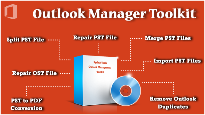 Outlook manager toolkit