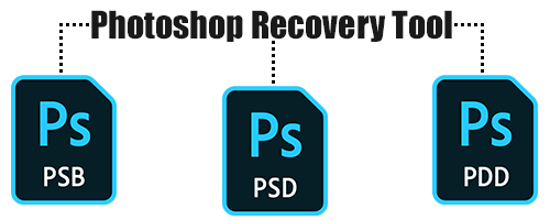 repair Photoshop file