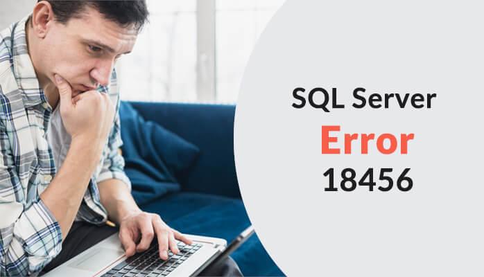 sql server login failed error code 18456