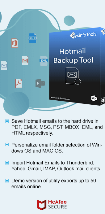 Hotmail Backup Tool