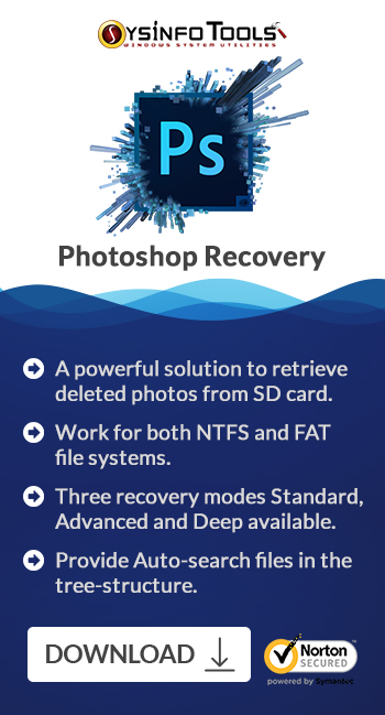 Photoshop Recovery Tool